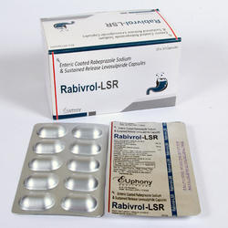 Enteric Coated Rabeprazole Sodium