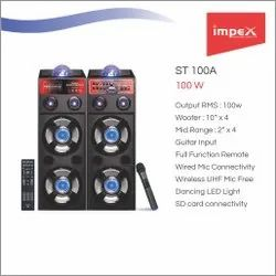 STAGE SPEAKER SYSTEM - ST 100A