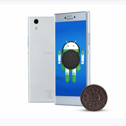 White Sony Xperia R1Mobile Phones