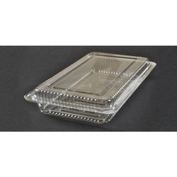 Plastic Cookies Box