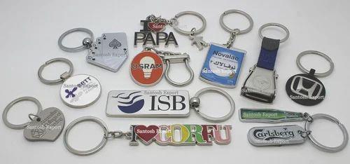 Metal Key Chain - Metal Keychain Manufacturer from New Delhi
