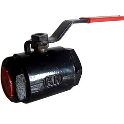 Cast Iron Threaded Ball Valve