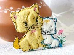 Decorative Embroider Badges