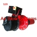 Out Flow Oil Heater