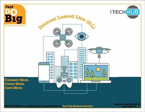 Monthly TATA - Internet Leased Line