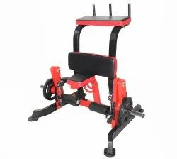 Standing Leg Curl Plate Loaded