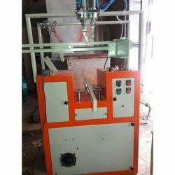220 V Semi Automatic Round Printing Machine