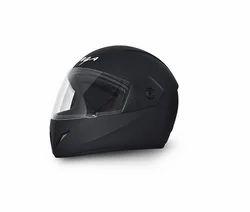 Male Dull Black Vega Cliff Dx Full Face Helmet, Size: M
