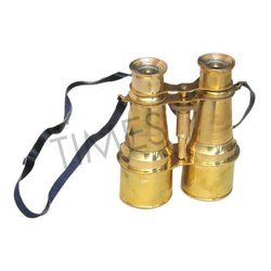 Times Creation Golden Nautical Binocular