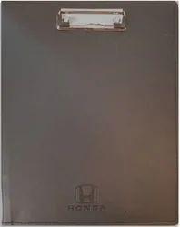 Leather Docket Folder