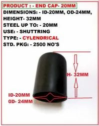 PVC END CAP 20MM