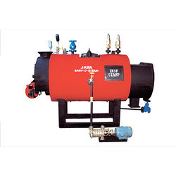 3 Pass Wet Back Oil IBR Steam Boiler