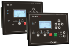 GC400 Genset Controllers for Synchro/Parallel operations