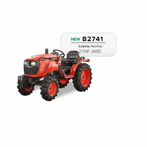 Kubota NeoStar B2741 27 HP Tractor Kubota Agricultural