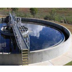 Waste Water Clarifiers Treatment Plants
