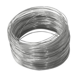 Silver High Carbon Steel Wire, Thickness: Upto 16 Mm