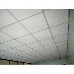 Gypsum grid False Ceiling