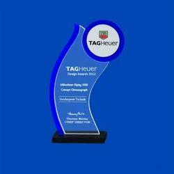 Singular Acrylic Award