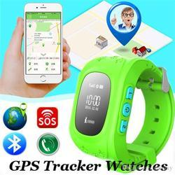 blue watch smart gps and kids tracking gprs product bracelet smartwatch tracker other watches color detail child