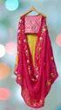 Pink Lehanga Choli