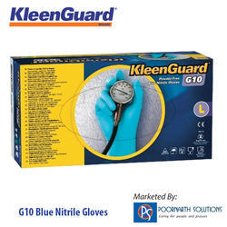 Blue Nitrile Gloves (Kleenguard G10)