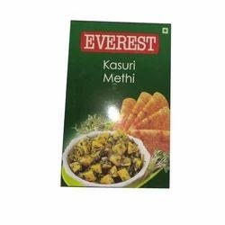 Everest kasuri methi, Packaging: Packet