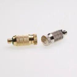 Anti Drip Misting Nozzle