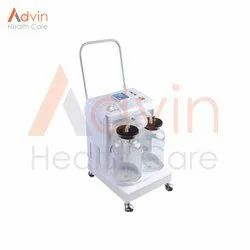 Advin Trolley Electric Suction Unit for Hospital