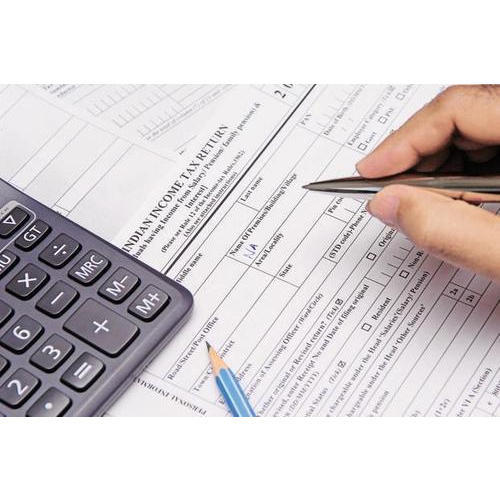 Income Tax Filing Service
