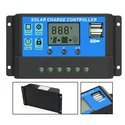 USB Solar Panel Battery Regulator Charge Intelligent Controller