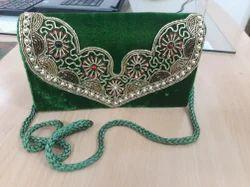 GREEN HH Designer Ladies Bag