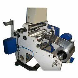 Semi Automatic Aluminum Foil Making Machine