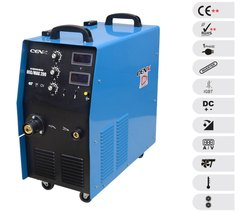 MIG/MAG Range Industrial - Model: MIG 200, Automation Grade: Manual