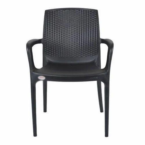 4 Colours Trendy Plastic Chair