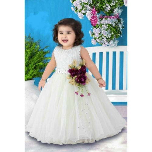 Baby Gown at Rs 1500 /piece | Bachchon Ka Gown, किड्स गाउन ...