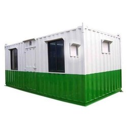 Mild Steel Prefab Portable Cabin