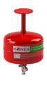 Modular Clean Agent Type Fire Extinguishers.