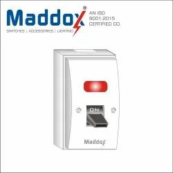 Maddox DP SWITCHES, 32 A, Switch Size: 2 Module