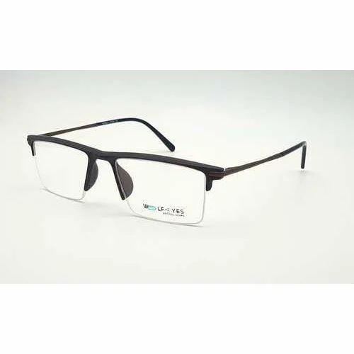 Wolf Eyes Eyeglass Frames, Size: 55-17-140, Rs 750 /piece | ID ...