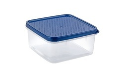 Plastic Square Container 1000 ml