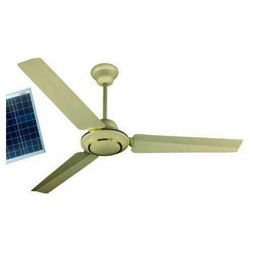 Electrical solar ceiling fan at rs 1250 piece solar powered electrical solar ceiling fan aloadofball Image collections