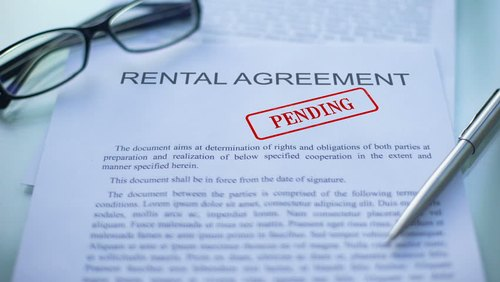 Rent Agreement Service