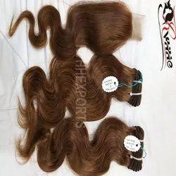 Virgin Indian Human Hair Weft