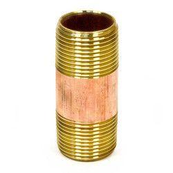 Copper Pipe Nipple