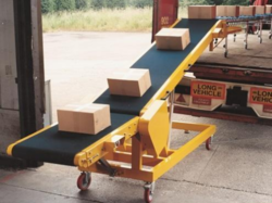 Vehicle Loading/Unloading Conveyors
