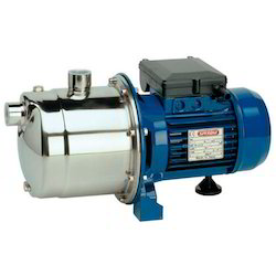 Self Priming Monoset Pump