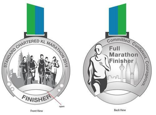 Medals For Marathon