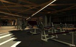 Best Gym Interior Designers, Health Club Interior Designers