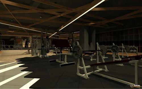 Sky Brother 2 Months Gym Interior