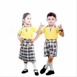 Mark Uniform Unisex Check School Uniforms